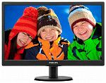 "Монитор  LCD 18.5"" PHILIPS 193V5LSB2/10(62) Black (1366x768, 10M:1, 90°/65°, 5мс, TN)"